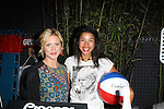 Actress Brittany Snow and Hannah Bronfman Attend Chandon Kicks Off The Seasons With A Fabulous, Exclusive American Summer Soirée on The Beach at the Dream Downtown