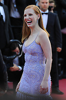 Jessica Chastain at the &laquo;OKJA` screening during The 70th Annual Cannes Film Festival on May 19, 2017 in Cannes, France.<br /> CAP/LAF<br /> &copy;Lafitte/Capital Pictures<br /> Jessica Chastain at the &acute;OKJA` screening during The 70th Annual Cannes Film Festival on May 19, 2017 in Cannes, France.<br /> CAP/LAF<br /> &copy;Lafitte/Capital Pictures /MediaPunch ***NORTH AND SOUTH AMERICAS, CANADA and MEXICO ONLY***