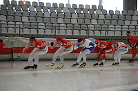 Inzell training RUS 120213