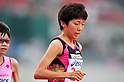 Kaoru Nagao (JPN), JUNE 10th, 2011 - Athletics : The 95th Japan Athletics National Championships Saitama 2011, Women's 10000m final at Kumagaya Athletic Stadium, Saitama, Japan. (Photo by Jun Tsukida/AFLO SPORT) [0003] .