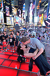 Times Square, Engagement photography