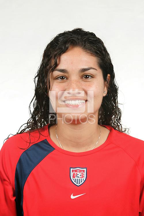 Esmeralda Negron, U.S. Under 21 Women's National Team Training Camp, Home Depot Center, Carson, CA. May 24, 2005