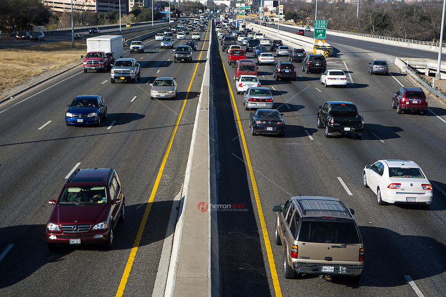 I-35 Traffic Bottleneck, Austin, Texas is home to the worst traffic in the world, please help!