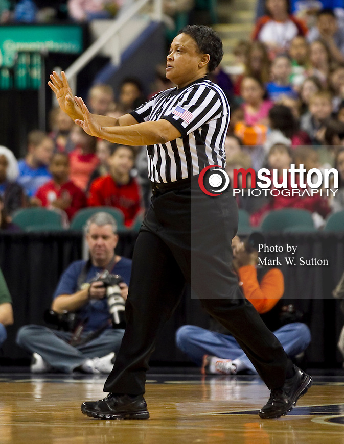 Referee's of the 2011 ACC Women's Basketball Tournament ...