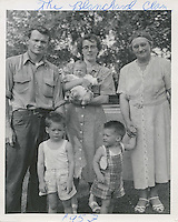 Misc - Blanchard Family Archive