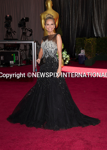 """KRISTEN CHENOWETH..Red Carpet arrival for the 85th Annual Academy Awards, Dolby Theatre, Hollywood, Los Angeles_23/02/2013.Mandatory Photo Credit: ©Dias/Newspix International..**ALL FEES PAYABLE TO: """"NEWSPIX INTERNATIONAL""""**..PHOTO CREDIT MANDATORY!!: NEWSPIX INTERNATIONAL(Failure to credit will incur a surcharge of 100% of reproduction fees)..IMMEDIATE CONFIRMATION OF USAGE REQUIRED:.Newspix International, 31 Chinnery Hill, Bishop's Stortford, ENGLAND CM23 3PS.Tel:+441279 324672  ; Fax: +441279656877.Mobile:  0777568 1153.e-mail: info@newspixinternational.co.uk"""