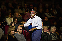 London, UK. 04.01.2014. Cirque du Soleil present QUIDAM at the Royal Albert Hall. Picture shows: John the Ringmaster (Mark Ward) © Jane Hobson.