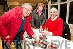 "Weathering A Storm : Pictured at the launch of Fr. pat Moore's Book ""Weathering a Storm"" at the Listowel Arms Hotel on Friday night last were Mary Byrnes, Maureen McAuliffe & Fr. Pat Moore."