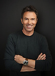 Actor Tim Daly photographed for The Creative Coalition at Haven House in Beverly Hills, California on February 18, 2009