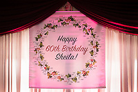 Sheila's 60th Birthday Party