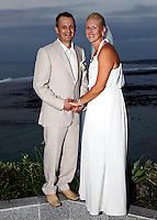 Tanya and Andrew wedding Padang Padang Bali Indonesia June 05 2011
