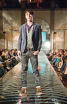 Service Menswear fashions at the Tribeza Fashion Show, Austin Texas, September 29, 2011.