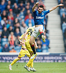 Jon Toral and Liam Smith