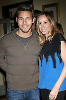 LOS ANGELES - DEC 17:  Scott Clifton, guest at the 2011 Tom / Achor Annual Christmas Party at Private Home on December 17, 2011 in Glendale, CA