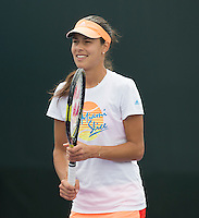 ANA IVANOVIC (SRB)<br /> Tennis - Sony Open -  Miami -   ATP-WTA - 2014  - USA  -  24 March 2014. <br /> <br /> &copy; AMN IMAGES