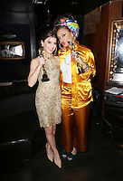 Hollywood, CA - February 19: Sami Gayle, Andra Day, At 3rd Annual Hollywood Beauty Awards_Inside, At Avalon Hollywood In California on February 19, 2017. Credit: Faye Sadou/MediaPunch
