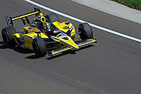 10-18 May 2008, Indianapolis, Indiana, USA. Tomas Scheckter's Honda/Dallara.©2008 F.Peirce Williams USA.
