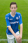 St Johnstone FC Academy Under 15's<br /> Duncan MacPhee<br /> Picture by Graeme Hart.<br /> Copyright Perthshire Picture Agency<br /> Tel: 01738 623350  Mobile: 07990 594431