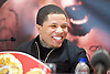 Floyd Mayweather Jr &amp; Frank Warren press conference at The Savoy Hotel, London, Great Britain <br /> 7th March 2017 <br /> <br /> <br /> Gervonta Davis <br /> (an American professional boxer who has held the IBF junior lightweight title since January 2017)<br /> <br /> 