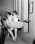 Ballerinas, London 1940s