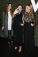 Los Angeles, CA - NOVEMBER 02: Jessica Alba, Katherine Power, Hillary Kerr at The Who What Wear 10th Anniversary #WWW10 Experience At W Los Angeles in Who What Wear Store, California on October 29, 2016. Credit: Faye Sadou/MediaPunch