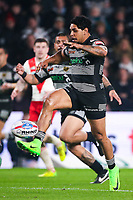 Picture by Alex Whitehead/SWpix.com - 10/03/2017 - Rugby League - Betfred Super League - Hull FC v St Helens - KCOM Stadium, Hull, England - Hull FC's Albert Kelly.