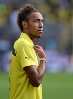 FUSSBALL   1. BUNDESLIGA   SAISON 2013/2014   SUPERCUP Borussia Dortmund - FC Bayern Muenchen           27.07.2013 Pierre-Emerick Aubameyang (Borussia Dortmund)