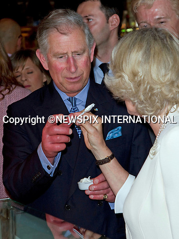 "PRINCE CHARLES AND CAMILLA, DUCHESS OF CORNWALL.The Prince of Wales, and The Duchess of Cornwall begin a three day official visit to Spain..visit to Plaza Mayor, and nearby San Miguel Market_Madrid_30/11/2011..Mandatory Credit Photo: ©Dias/NEWSPIX INTERNATIONAL..**ALL FEES PAYABLE TO: ""NEWSPIX INTERNATIONAL""**..IMMEDIATE CONFIRMATION OF USAGE REQUIRED:.Newspix International, 31 Chinnery Hill, Bishop's Stortford, ENGLAND CM23 3PS.Tel:+441279 324672  ; Fax: +441279656877.Mobile:  07775681153.e-mail: info@newspixinternational.co.uk."" NO UK USE UNTIL 28TH MARCH 2011 """