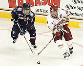 Brittany Murphy (UConn - 8), Kelli Stack (BC - 16) - The Boston College Eagles defeated the visiting University of Connecticut Huskies 3-0 on Sunday, October 31, 2010, at Conte Forum in Chestnut Hill, Massachusetts.