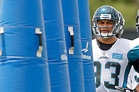 Jaguars Mini Camp 4-16-13