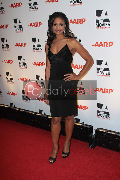 Kimberly Elise<br /> at AARP Magazine's Movies For Grownups, Beverly Wilshire Hotel, Bevely Hills, CA. 02-07-11<br /> David Edwards/DailyCeleb.com 818-249-4998