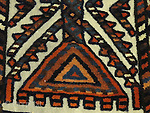 ATP-806 ANTIQUE TURKMEN TURKOMAN COMPLETE TENT BAND
