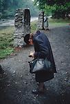 FRANCE-10049NF7, Lourdes, France, 09/1989