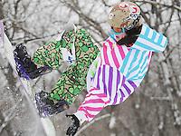 Badger State Winter Games '08 - Snowboarding