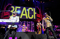 LONDON, ENGLAND - MAY 18: Bruce Johnston and Mike Love of 'The Beach Boys' performing at Royal Albert Hall on May 18, 2017 in London, England.<br /> CAP/MAR<br /> &copy;MAR/Capital Pictures /MediaPunch ***NORTH AND SOUTH AMERICAS ONLY***