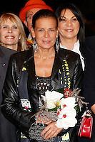 Princess Stéphanie Of Monaco & Pauline Ducruet attend 3rd day of 38th Monte-Carlo Circus Festival