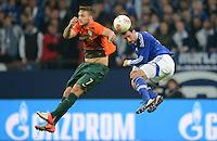 Fussball Bundesliga 2012/13: Schalke 04 - Werder Bremen