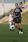 05 November 2008: Duke's Gretchen Miller. Boston College defeated Duke University 1-0 at Koka Booth Stadium at WakeMed Soccer Park in Cary, NC in a women's ACC tournament quarterfinal game.