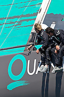 PORTUGAL, Cascais, AUDI MedCup, 14th May 2010,  Portugal Trophy, TP52 Quantum Racing.
