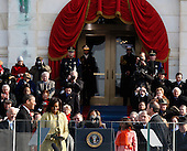 Washington, DC - January 20, 2009 -- Barack Obama is sworn-in as 44th President of the United States on Tuesday, January 20, 2009, at the United States Capitol in Washington, DC. .Credit: Scott Andrews - Pool via CNP