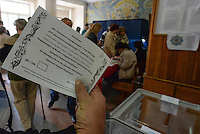 Donetsk goes to the polls for self determination