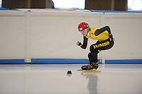 SCHAATSEN: LEEUWARDEN: 21-06-2016, ELFSTEDENHAL, Training Zomerijs, Team Lotto/Jumbo, Sanneke de Neeling, ©foto Martin de Jong