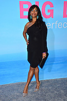 Merrin Dungey at the premiere for HBO's &quot;Big Little Lies&quot; at the TCL Chinese Theatre, Hollywood. Los Angeles, USA 07 February  2017<br /> Picture: Paul Smith/Featureflash/SilverHub 0208 004 5359 sales@silverhubmedia.com