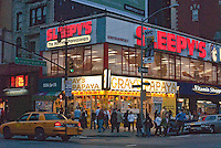 Grey's Papaya Famous Hot Doggerty, 72 Street New York City, NY