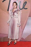 Tanya Burr at the Fashion Awards 2016 at the Royal Albert Hall, London. December 5, 2016<br /> Picture: Steve Vas/Featureflash/SilverHub 0208 004 5359/ 07711 972644 Editors@silverhubmedia.com