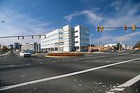 1987 November..Redevelopment.Church Street..600 BUILDING.CHURCH STREET & BRAMBLETON AVENUE...NEG#.NRHA#..