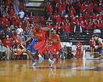 Ole MIss forward Reginald Buckner (2) at the C.M. &quot;Tad&quot; Smith Coliseum in Oxford, Miss. on Tuesday, February 1, 2011. Ole Miss won 71-69.