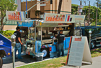 Street Kitchen, Gourmet Food Truck, Mid Wilshire, Los Angeles CA