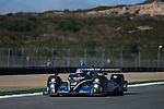 #52 PR1 Mathiasen Motorsports Oreca FLM09: Ken Dobson, Henri Richard, Rene Villenueve