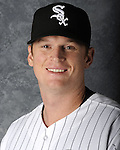GLENDALE, AZ - MARCH 03:  Gavin Floyd of the Chicago White Sox poses for his official team headshot during photo day on March 3, 2012 at The Ballpark at Camelback Ranch in Glendale, Arizona. (Photo by Ron Vesely)   Subject:   Gavin Floyd